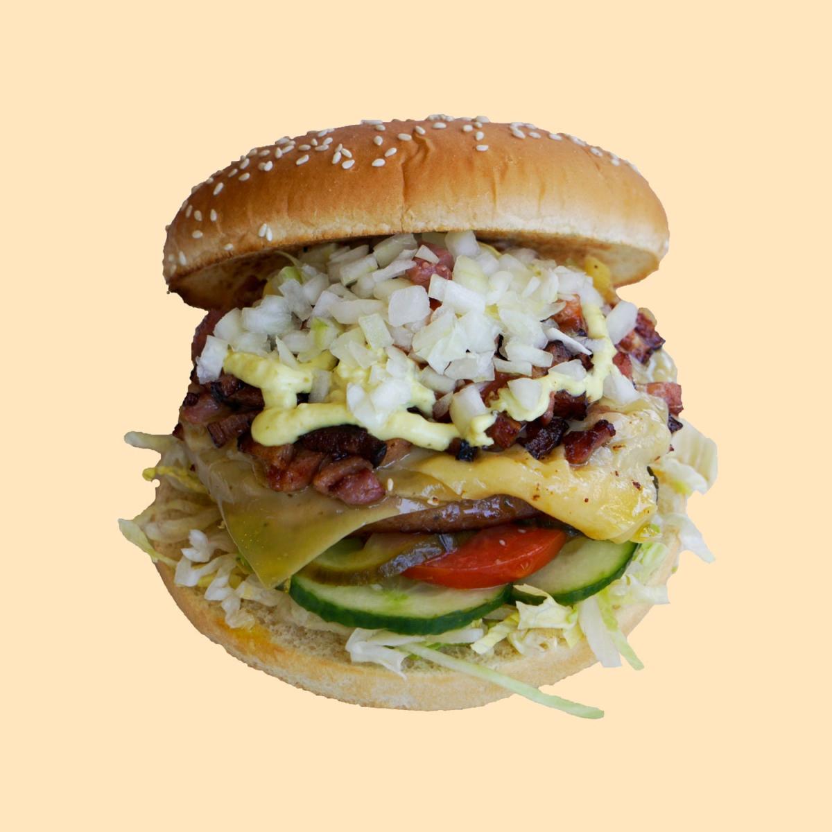 Boerenhamburger