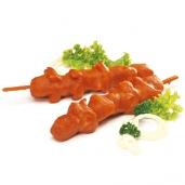 Sitostick met saus