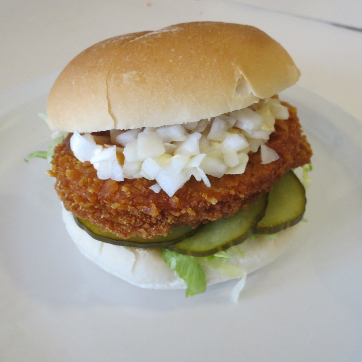 Broodje kipburger