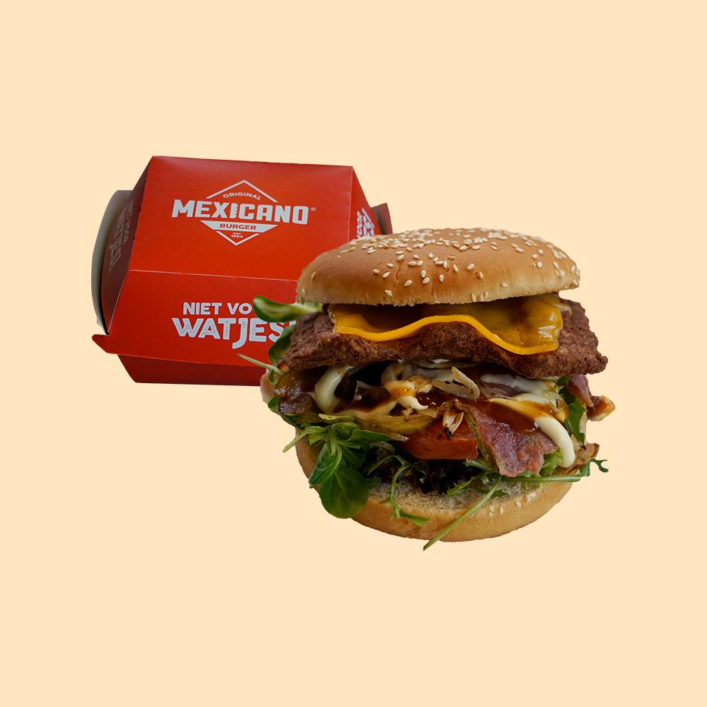 Mexicano burger Classic